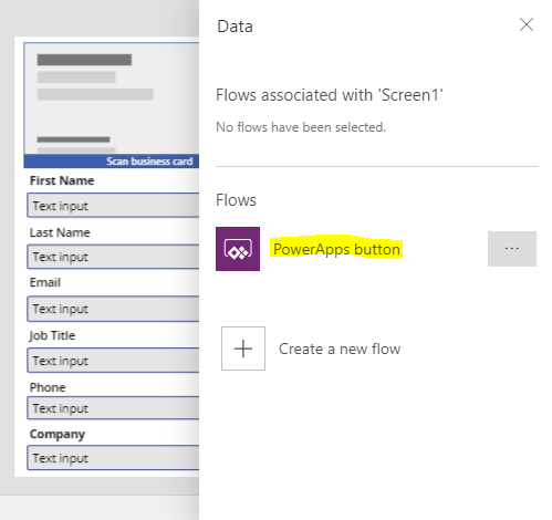 Create Lead in Dynamics 365 by Scanning Business Card