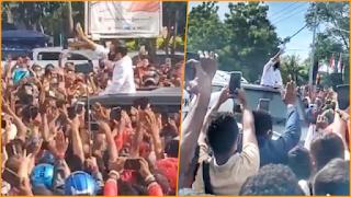 Kunjungan Jokowi di Sikka Picu Kerumunan dan Abai Prokes Dikecam Publik!