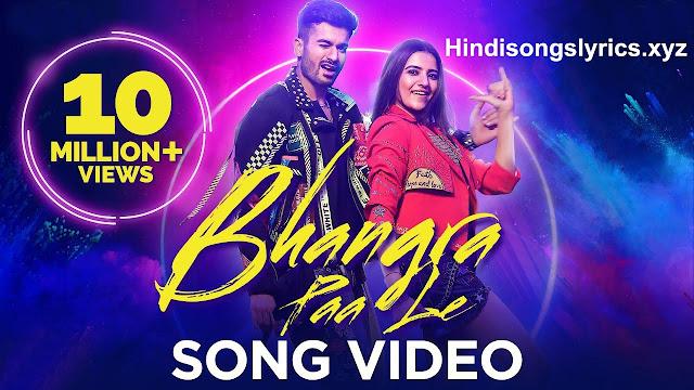 Bhangra Paa Le lyrics