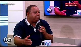 Bomba na politica de Guarabira: Em entrevista na TV Mídia Mallaguty manda recado para o MDB e se mostra insatisfeito com o grupo.