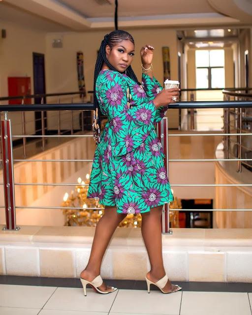 2019 Top Trendy Ankara Short Gown Styles