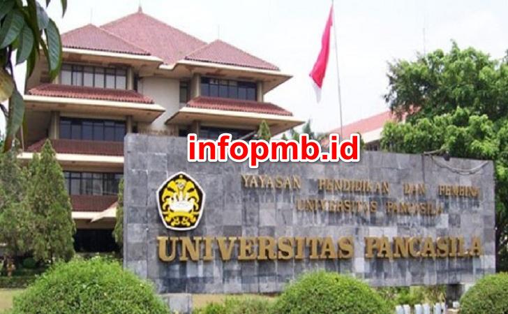 Jadwal Penerimaan Mahasiswa Baru (UNIVPANCASILA) Universitas Pancasila