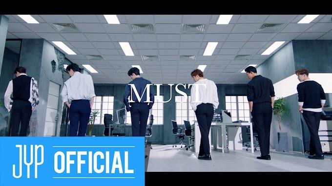 """2PM """"해야 해"""" M/V 가사"""