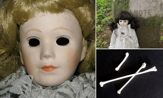 Muñeca poseída es vendida en plataforma de internet por $5,600