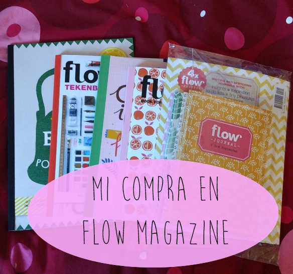 Review de los libros de Flow Magazine - Book for paper lovers.