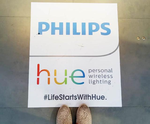 Philips Hue, Lampu Pintar, Lampu Cerdas, Hemat Listrik, LED, philips berbagi terang, Life Start With Hue, Home Sweet Hue, Inovasi, App Store, Google Play Store