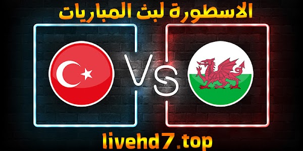 موعد وتفاصيل مباراة تركيا ضد ويلز اليوم 16-06-2021 في يورو 2020