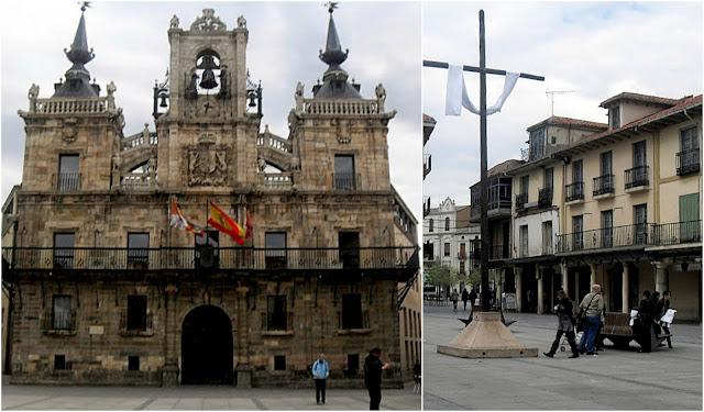 que ver en Astorga y en la Plaza Mayor