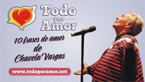 frases de amor de la artista Chavela Vargas