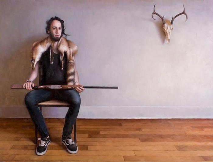 Американский художник. Cody Erickson