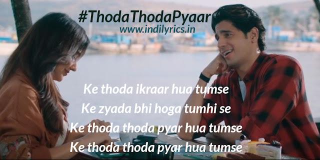Thoda Thoda Pyaar - Siddharth Malhotra Neha Sharma Pics   Quotes   Lyrics   Photos   Translation   Images