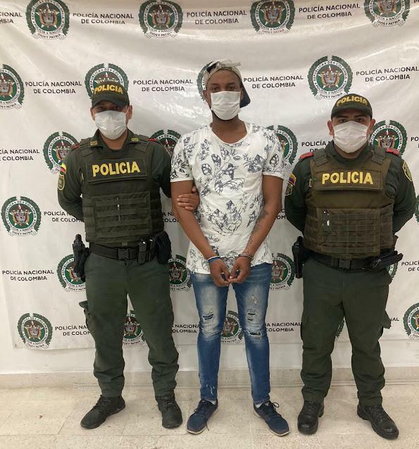 hoyennoticia.com, Buscado por tentativa de homicidio y extorsión, cayó en Riohacha