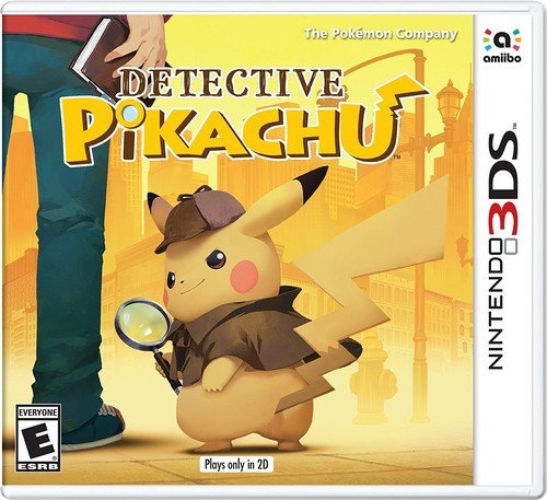 Detective Pikachu | Download 3DS CIAs