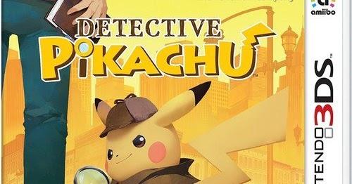 Download 3DS CIAs: Detective Pikachu