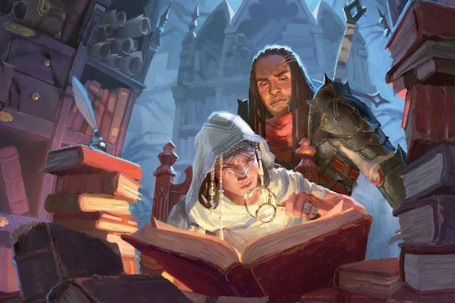 Reseña D&D - Candlekeep Mysteries - Portada