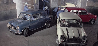 The Italian Job (1969) – 1968 Mini Cooper S