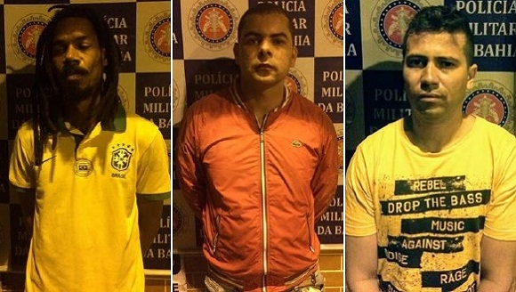 POLICIA MILITAR PRENDE SUSPEITO DE ASSALTOS A BANCO NO SERTÃO DA BAHIA