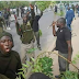Video of policemen protesting in Maiduguri emerges despite Police denial