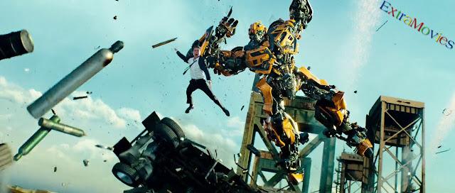 Transformers: Dark of the Moon 2011 Dual Audio Hindi 720p BluRay