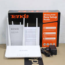 TENDA F3 Router Wireless 300Mbps Hight Power Router