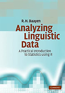Analyzing Linguistic Data: a practical introduction to statistics
