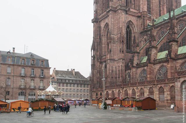 Estrasburgo Plaza du Chateau