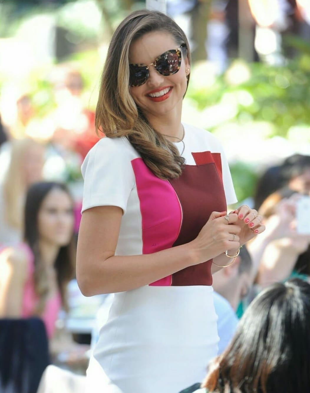 Miranda Kerr Latest Cute Photos in Casual Outfit