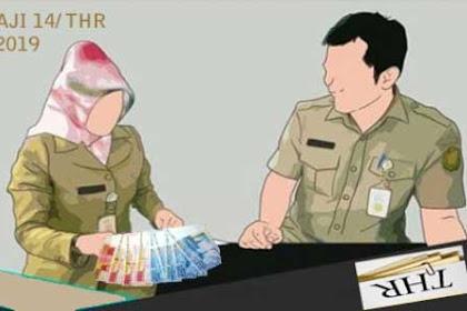 PNS dan Pejabat Daerah Terancam Tidak Menerima THR 2019 Tepat Waktu?