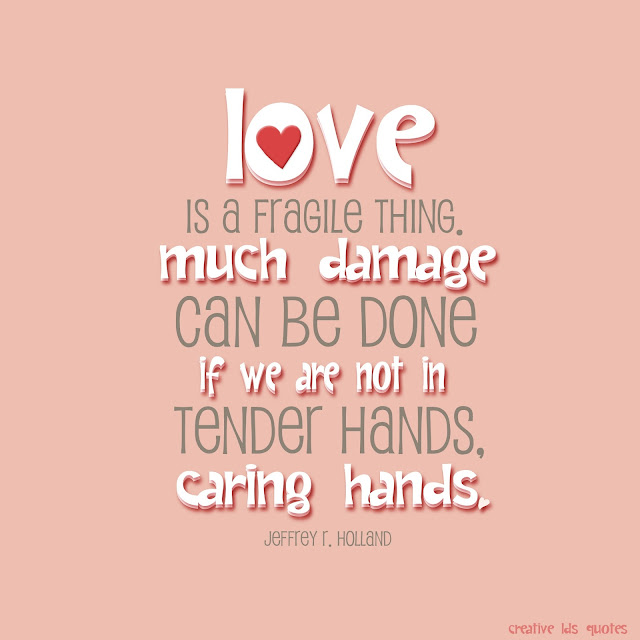 New Relationship Love Quotes: Lds Quotes About Love. QuotesGram