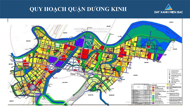 Quy hoạch quận Dương Kinh