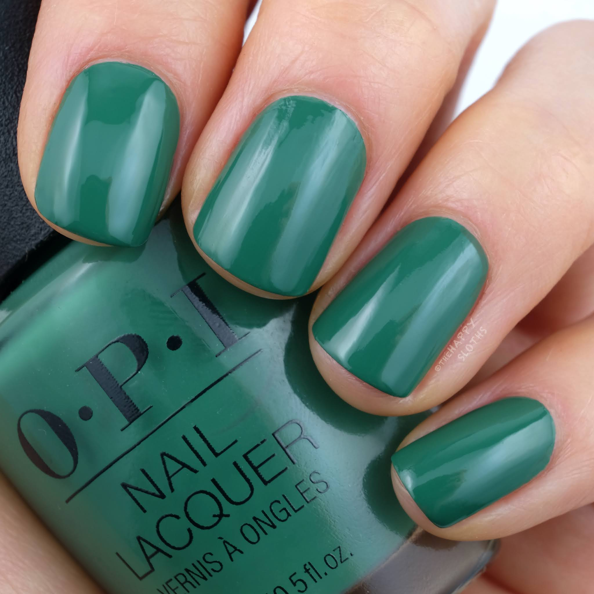 OPI | Spring 2021 Hollywood Collection | Rated Pea-G: Review and Swatches