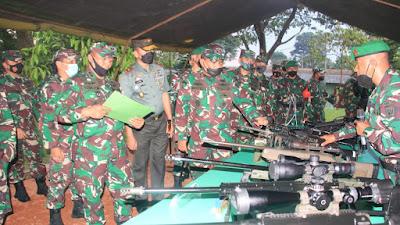 Pangdam III/Slw Berangkatkan Satgas Yonif 315/Garuda Tugas Operasi ke Papua