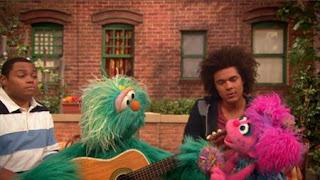 Chris, Mando, Rosita, Abby Cadabby, Sesame Street Episode 4408 Mi Amiguita Rosita season 44