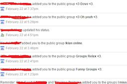 Cara Mengatasi Teman Menambahkan Kita ke Grup Facebook Secara Sembarangan