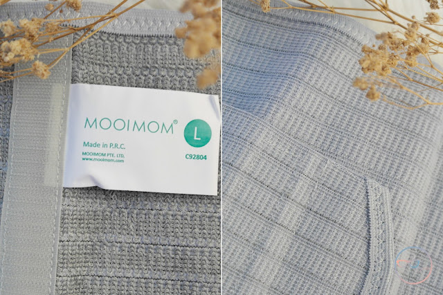 review-mooimom-bamboo-postpartum-belly-band-corset