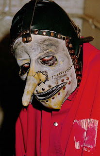 美國金屬樂團 Slipknot —       每一個面具的明確歷史 13