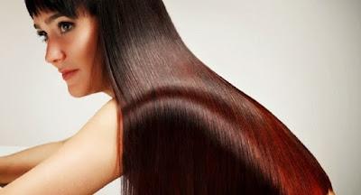 Tips Rambut Berkilau Tanpa Perawatan Salon