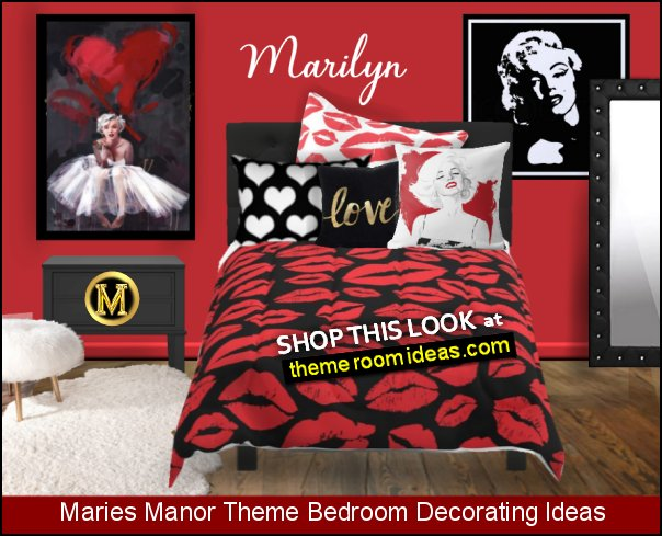 Marilyn Monroe bedroom ideas Marilyn Monroe wall art Marilyn Monroe decor