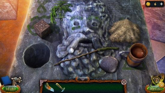 вытаскиваем все компоненты для зелья в игре затерянные земли 4 скиталец