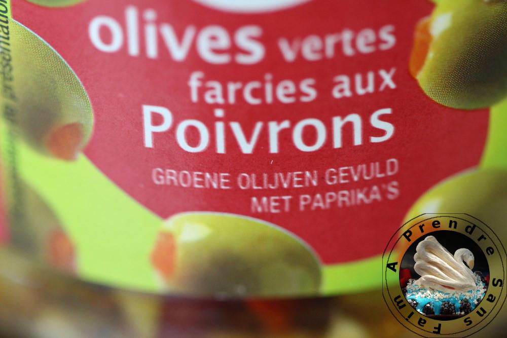 Crème d'olives brésilienne