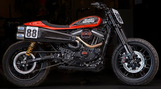 sideways sportster 1200 roadster xr 750 tribute