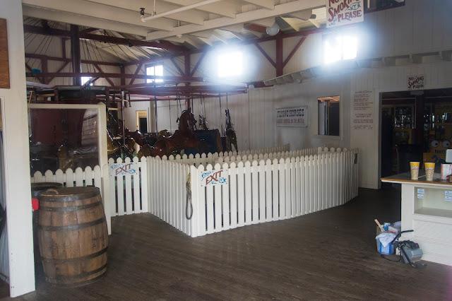 Flying horses carousel-Oak bluffs-Martha's Vineyard