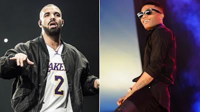 Wizkid missing on Drake's new playlist