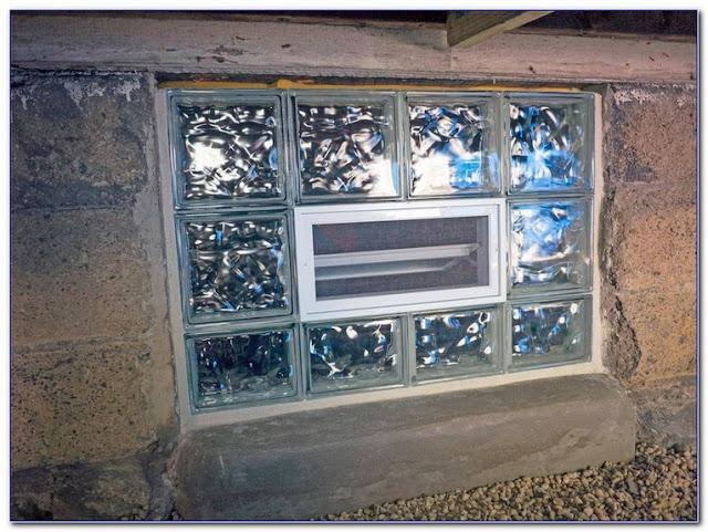 cost to Installing GLASS Block Basement WINDOWS