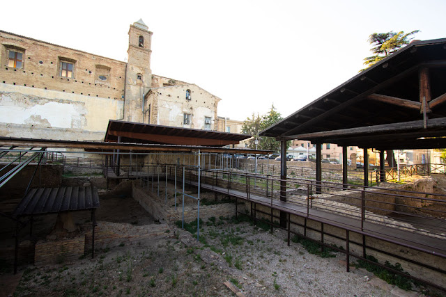 Parco Archeologico delle Terme Romane di Histonium-Vasto