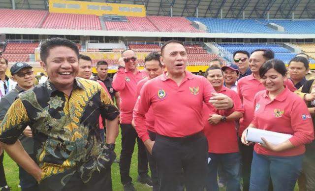 Stadion Jakabaring Resmi Jadi Tuan Rumah Piala Dunia U-20