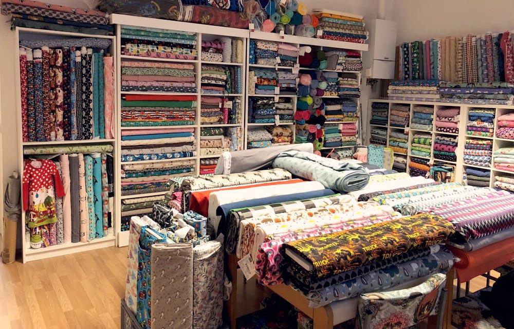 Fabric Stores in Vienna: Das Handarbeitsgeschäft