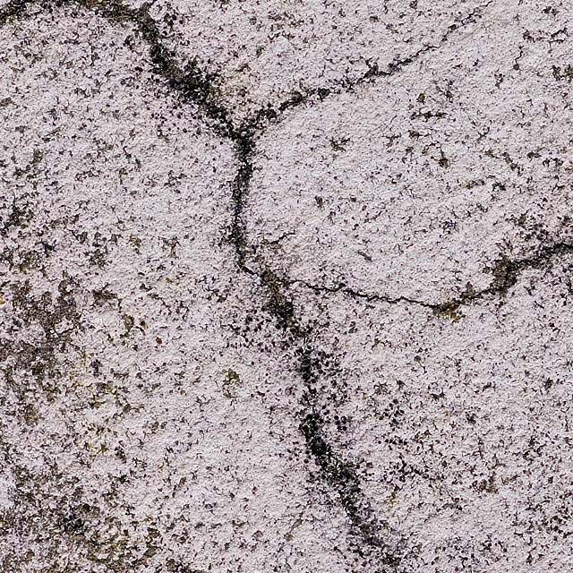 Cracked white painted concrete texture 100%