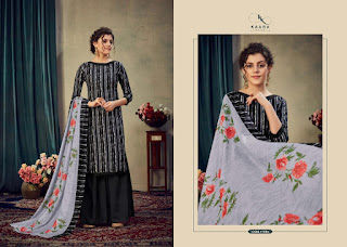 Kaara Suits Mahira Winter Pashmina Suits Collection