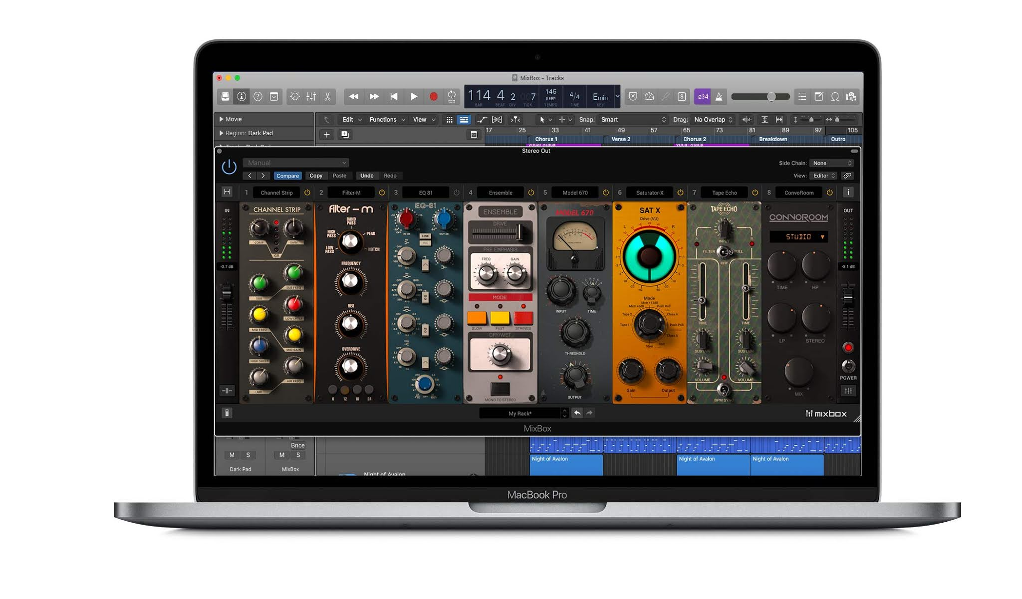 IK Multimedia introduces MixBox virtual channel strip plug-in with 70 award-winning effects built in